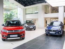 Maruti Suzuki Cars, SUVs Available With Great Discount Offers This Month