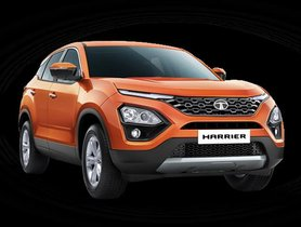 Check Out The Tata Harrier Prices In Delhi, Kolkata, Bengaluru
