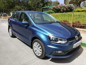 Used Volkswagen Ameo car at low price