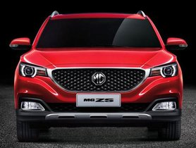 MG To Introduce 2 New SUVs In 2019