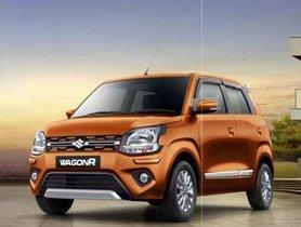 2019 Maruti Suzuki WagonR Accessories Package Revealed
