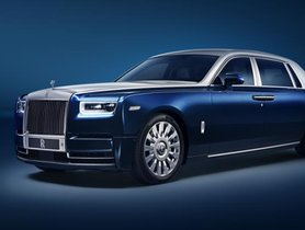 New-gen Rolls-Royce Ghost To Soon Get A Facelift