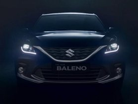 2019 Maruti Baleno Facelift Launched At Rs 5.45 Lakh