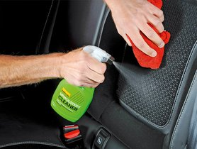 How To Clean Your Car Seats A-Z