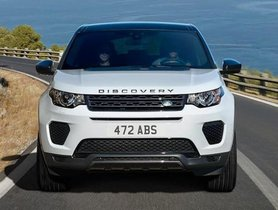 2019 Land Rover Discovery Sport Landmark Edition Priced At Rs 53.77 Lakh