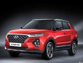 Hyundai Creta 2020 To Get Bigger, Spotted On Test In China