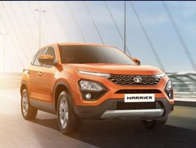 Tata Harrier Accessory Package Details Revealed