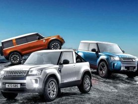 New Land Rover Defender To Help Firm Revive