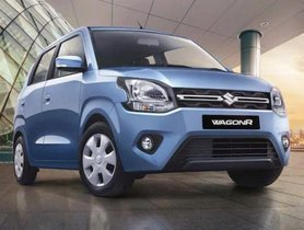 New Maruti WagonR To Offer Interior And Exterior Customizations