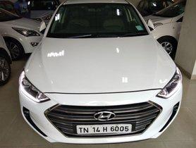 Hyundai Elantra CRDi SX 2016 for sale
