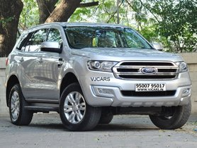 Ford Endeavour 2.2 Trend AT 4X2 2016 for sale