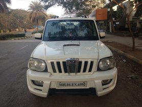 Mahindra Scorpio SLE BSIV 2011 for sale