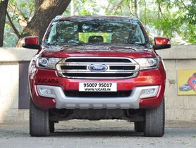 Used Ford Endeavour 3.2 Trend AT 4X4 2016 for sale