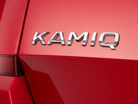 Skoda Kamiq Teased Ahead Of Official Debut at 2020 Auto Expo