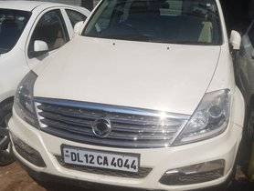 Mahindra Ssangyong Rexton 2013 for sale