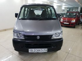 Maruti Eeco 5 STR With AC Plus HTR CNG 2016 for sale