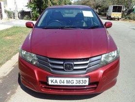 Honda City 1.5 S MT 2009 for sale