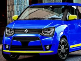The All-New Suzuki Alto Imagined Thru A Digital Rendering; To Be Unveiled in October 2019