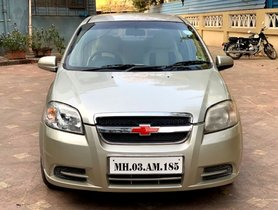 Chevrolet Aveo 1.4 BS IV 2007 for sale