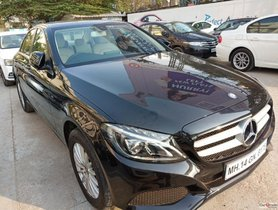 2018 Mercedes Benz C Class for sale