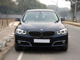 BMW 3 Series GT Luxury Line 2017 for sale