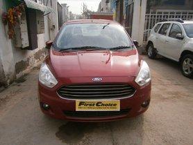 Used Ford Figo Petrol Titanium 2015 for sale