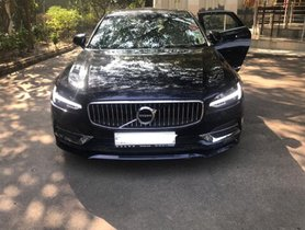 Used Volvo S90 D4 Inscription 2017 for sale