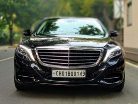 2018 Mercedes Benz S Class for sale
