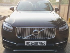 2017 Volvo XC90 for sale at low price