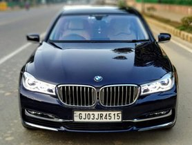 Used 2017 BMW 7 Series for sale