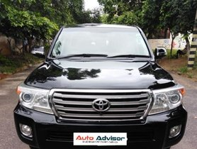 Used Toyota Land Cruiser VX 2014 for sale