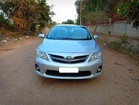 Toyota Corolla Altis Diesel D4DGL 2011 for sale