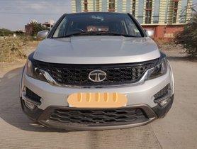 Used Tata Hexa car at low price