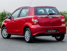 Next generation of Toyota Etios and Liva being considered for India