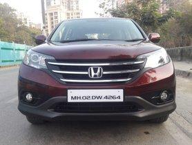 Used Honda CR V car 2015 for sale at low price