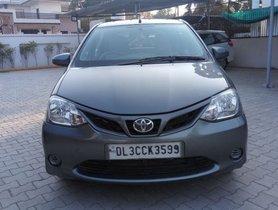 2015 Toyota Etios Liva for sale at low price