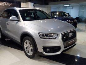 Used Audi Q3 35 TDI Quattro Premium Plus 2015 for sale