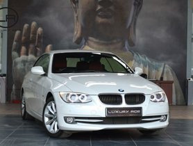 BMW 3 Series 330d Convertible 2012 for sale