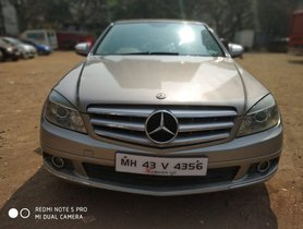 2008 Mercedes Benz C Class for sale at low price