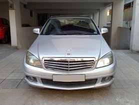 Used Mercedes Benz C Class 220 CDI AT 2008 for sale