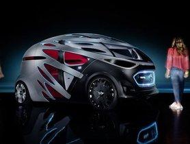 Mercedes-Benz EQV MPV Concept To Be Showcased At Geneva