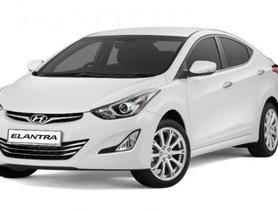 Good as new Hyundai Elantra 2016 for sale