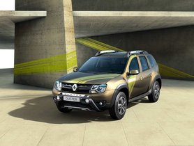 Renault Duster AMT Prices Slashed. Now Start At Rs 12.10 lakh