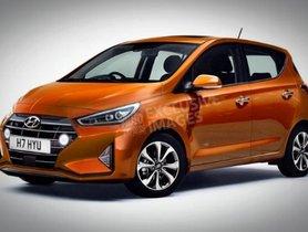 Euro-Spec New-gen Hyundai I10 Rendered, Launch in 2020