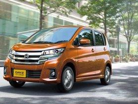 New-Gen Nissan Dayz Spotted Testing In Thailand