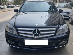 Used 2010 Mercedes Benz C Class car at low price