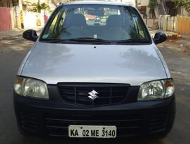2010 Maruti Suzuki Alto for sale at low price