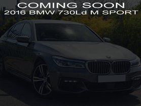 2016 BMW 7 Series for sale at low price