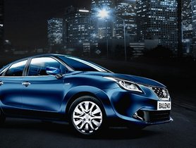 Pre-facelift Maruti Suzuki Baleno Available At Rs 40,000 Discount