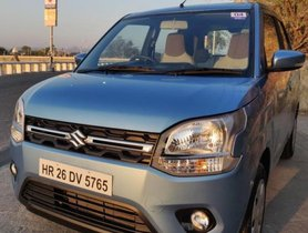 2019 Maruti Suzuki Wagon R To Be Introduced As A Fleet Vehicle At A Later Stage
